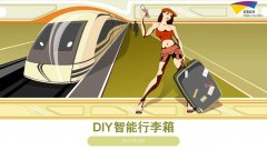 DIY智能行李箱项目商业计划书